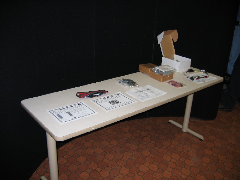 Projects Table