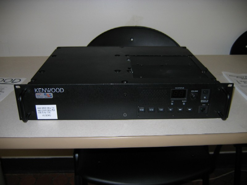 VE3OCE UHF Kenwood Repeater